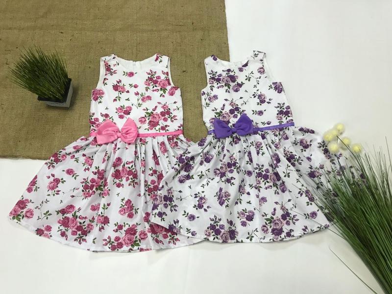Літні сукні в квіточку 122