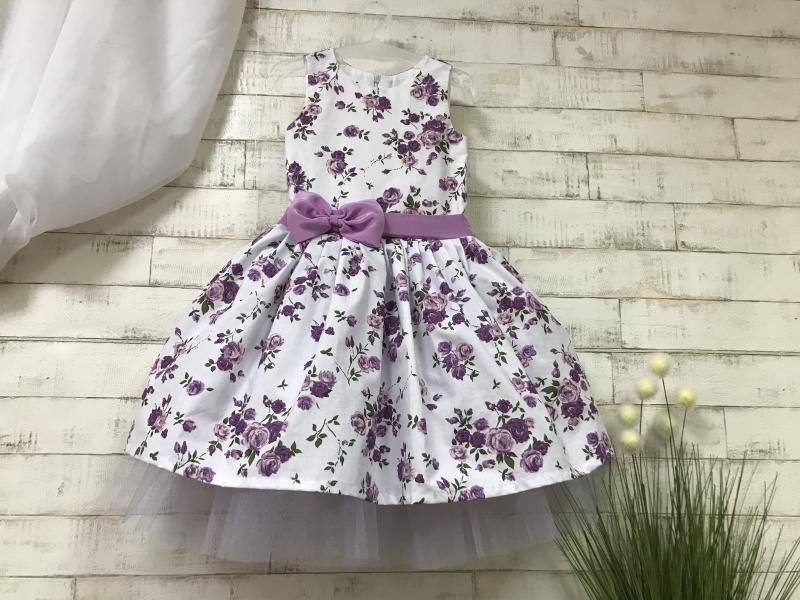 Нарядное платье 1125