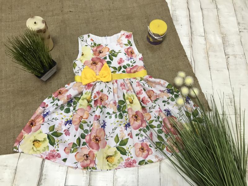 Сукня на дівчинку #1223