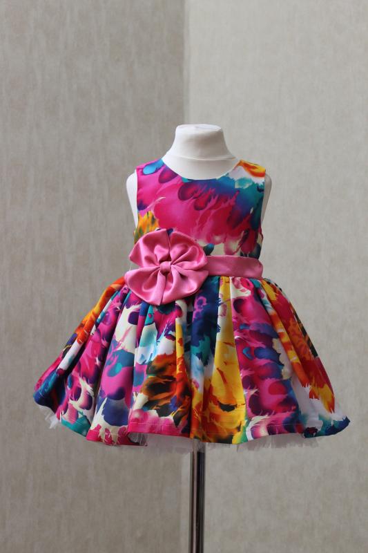 Нарядное платье  Анна