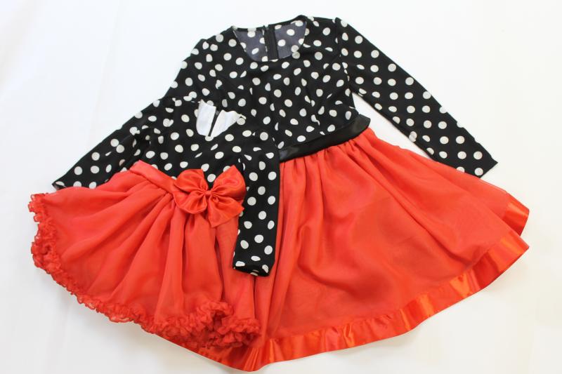 Нарядное платье на маму и доченьку в стиле Фэмели Лук  Кармелита