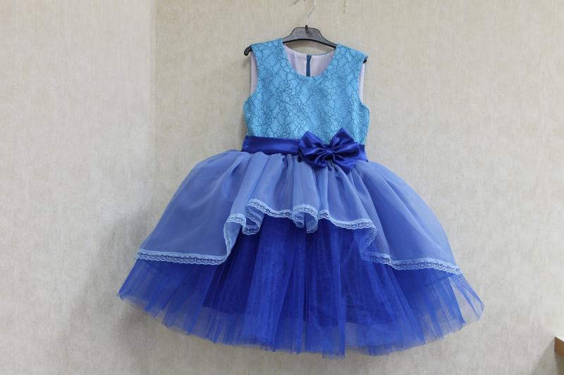 85a703ddf6a Гламурные Штучки - Нарядное платье на девочку